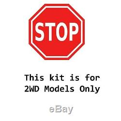 13pc Complete Front Suspension Kit Chevy Suburban Tahoe GMC Yukon 1500 2WD 6 Lug