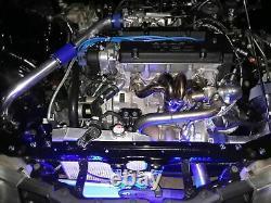 1997- 2001 Honda Prelude H22A H22 Street Drag NEW Turbo Kit T3T4 1998 1999 2000