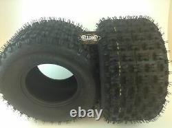 1999-2014 Honda Trx 400ex Massfx Quad Sport Atv Tires 21x7-10, 20x10-9 Set 4