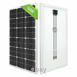 200W Complete kit 2100W 12V Solar Panel & 20A Controller for Car Caravan RV