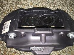 2013+ Cadillac ATS 4 Piston Brembo Front Brake Calipers withpin kit & brake pads