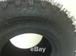 21x7-10 & 20x10-9 ATV TIRE SET (All 4 Tires) HONDA TRX 300EX 400EX 400X 450R