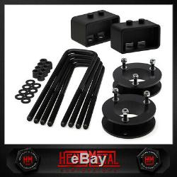 3.5 Front + 3 Rear Steel Full Lift Leveling Kit Ford F150 2004-2008 2WD 4WD