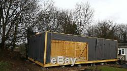 3 Bed Timber Frame Self-build House Kit. Meets Mobile Home Rules