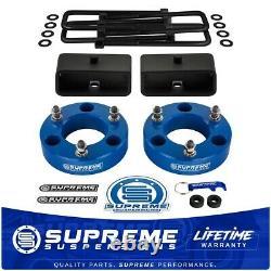 3 Front + 2 Rear Lift Kit for 2007-2020 Chevy Silverado 1500 GMC Sierra 1500