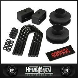 3 Front + 3 Rear Full Lift Kit For Dodge Ram 1500 / 2500 / 3500 2WD 4X2