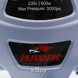 400w COMMERCIAL ELECTRIC AIRLESS AIR INTERIOR WALL PAINT SPRAYER SPRAY GUN KIT