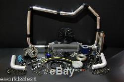 500hp Turbo Charger Kit Package Honda Jdm CIVIC Integra Fabrication 19 Pieces Tt