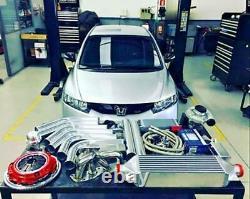 500hp Turbo Kit FA5/FG2 Honda Accord K20 i-VTEC JDM TURBOCHARGER PACKAGE T3 03+