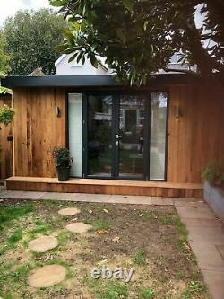 5m x 3m Self Build Insulated Garden Office DIY kit, Garden Room, Studio office