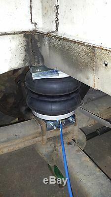 AIR SUSPENSION KIT with 12V Compressor Citroen RELAY, Motorhome, Recovery