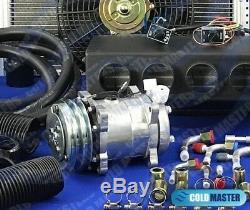 A/c Kit Universal Underdash Evaporator 404-0dc Heat And Cool H/c & Elec. Harness