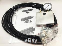 Air Suspension KIT with Compressor for Ford Transit 2001-2019 4 ton