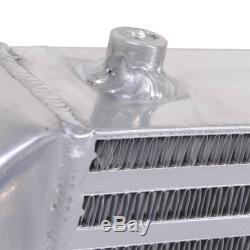 Alloy Front Mount Intercooler Fmic Kit For Vw Volkswagen Golf Mk4 Bora 1.9 Tdi