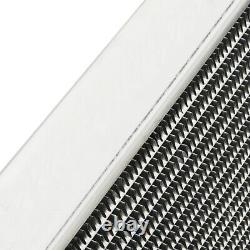 Aluminium Alloy Front Mount Intercooler Fmic Kit For Vw Golf Mk5 Mk6 Gti R