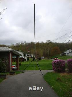 Antenna Tripod 29ft Aluminum Portable Tower Mast Kit New