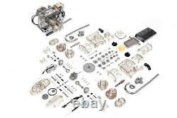 BMW R/90-S Flat Twin Airhead Engine Model Kit with Collector's Manual