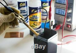 Bad-Galvanik-Anlage / Galvanisier-Gerät Starter-Set