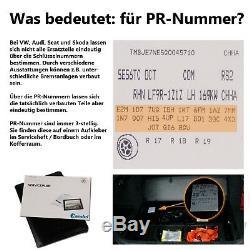 Brembo gelochte SPORT-BREMSSCHEIBEN+BELÄGE VORNE+HINTEN AUDI A3 VW GOLF 5+6 GTI