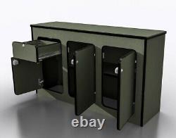 Camper Kitchen Pod Kit Van Furniture Unit Campervan Storage Cupboard VWT4 POD040