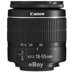 Canon EOS 1300D/T6 18MP DSLR Camera + 18-55mm Lens + Accessory Kit