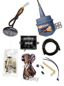 Command Vacuum Actuator Universal Cruise Control Easy Install Kit (90AP60B)