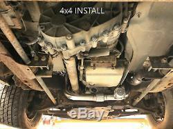 Complete Turbo Kit Silverado Sierra NEW Turbocharger Vortec V8 LS 4.8 5.3 6.0 62