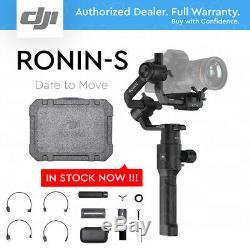 DJI RONIN-S STANDARD KIT Three-Axis Motorized Gimbal Stabilizer