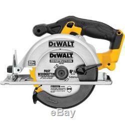 DeWALT DCK940D2 20V Li-Ion Drill Impact Circular Saw Grinder 9 Tool Combo Kit