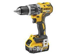 DeWalt DCK266P2T-GB XR 18V Combi Drill Impact Driver Kit 2x 5Ah + TSTAK Case