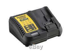 DeWalt DCKFFX10AP4 18v 4 x 5.0Ah XR Li-ion 10pc T-Stak Kit
