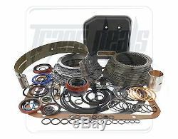 Dodge 46RE 47RE A518 618 Transmission Rebuild Kit 98-02