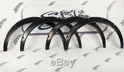 Dodge Challenger SRT (08-16) Fender Flares Set, Wide Body Kit, ABS plastic