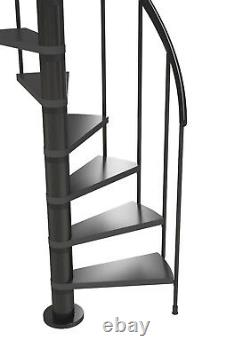Dolle Calgary Loft Spiral Staircase / Stairs Kit 1200mm Diameter (In Stock)