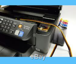 Epson WF-2750 Sublimation Printer Bundle, CISS Kit, Sublimation Ink & 100 Paper