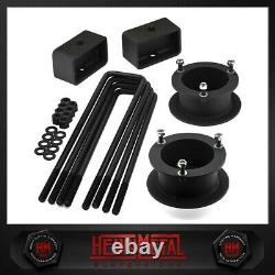 FOR Dodge Ram 1500 Lift Kit 3.5 Front + 3 Rear For 1994-2001 4X4 4WD