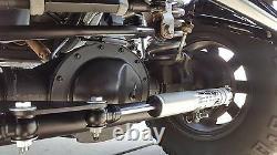 FOX 2.0 Dual Steering Stabilizer Kit for 2013-2020 Dodge Ram 2500 HD/3500 HD