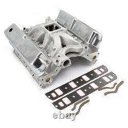 Fits Ford 351W Windsor Solid FT 210cc Cylinder Head Top End Engine Combo Kit