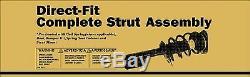 Full Set 2 Front Complete Struts +2 Rear Shocks Fit Trailblazer Envoy Warranty