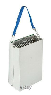 G6 50 Folding Aluminum Sluice Box & Gold Pan Kit