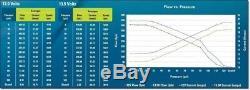 GENUINE WALBRO/TI F90000267 450LPH High Performance E85 Fuel Pump +Kit+Flex Hose