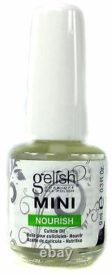 Gelish 18G Gel LED Nail Polish Curing Light and Mini Basix Gel Nail Prep Kit