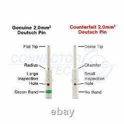 Genuine Deutsch DT Connector Plug Kit 249pc Crimp Tool Automotive #DT-KIT3