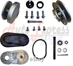 Go Kart Torque Converter Kit Clutch 3/4 Comet Tav2 30-75 218353a 12t #35 10t 41