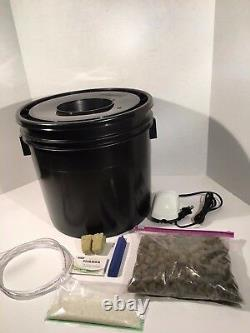 Hydroponic System LED Combo Complete Grow System 1 Site DWC Hydroponic Kit
