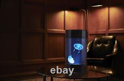 JL8 Desktop Jellyfish Aquarium Tank Kit for Live Jellyfish (Tank Only)