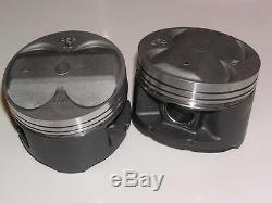 Jdm Nippon Racing Honda Prelude Type S Piston Kit Pistons H22a H22a4 87mm Hot