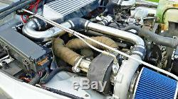 Jeep Wrangler 97-99 Stage 2 TJ OFFROAD TURBO KIT 40% MORE POWER DIRECT BOLT ON