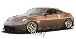 KBD Body Kits N3-R 1 Pc Polyurethane Front Bumper For Nissan 350Z 2003-2008