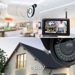 Kit Videosorveglianza Ahd Ip Cloud Dvr 4 Canali 4 Telecamere Hd Ir 2 Mpx Hd 1tb